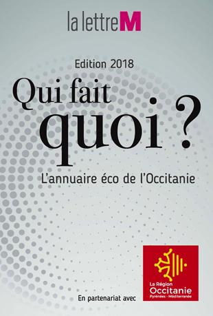 l'annuaire économique de La Lettre M, Qui fait quoi en Occitanie