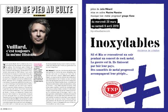EXIT mag Lyon, nouvelle maquette, refonte de formule