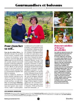 Balades gourmandes dans le Tarn, Le Journal d'Ici, Conseil régional Occitanie/Midi-Pyrénées