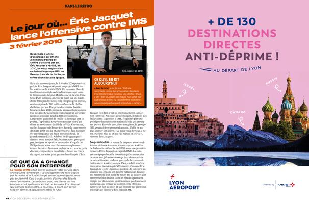 Lyon Décideurs, février 2020