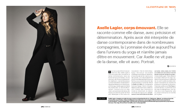 LYFE, magazine féminin lyonnais