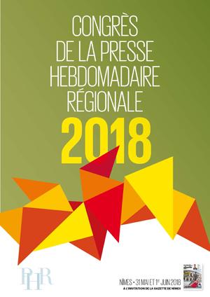 SPHR, congrès PHR 2018, Nîmes