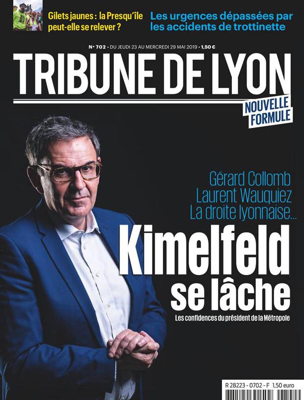 Tribune de Lyon, refonte de formule, nouvelle maquette